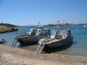 Bateaux-Taxi Pélican - Transport maritime et fluvial - Hyères