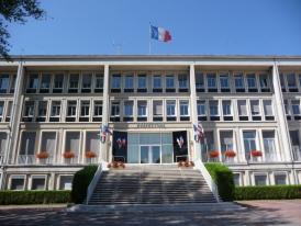 Préfecture de l'Eure - Préfecture, sous-préfecture - Évreux