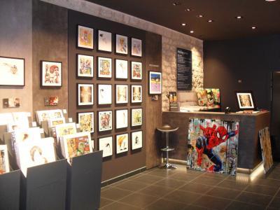 Carré D'artistes - Galerie d'art - Paris