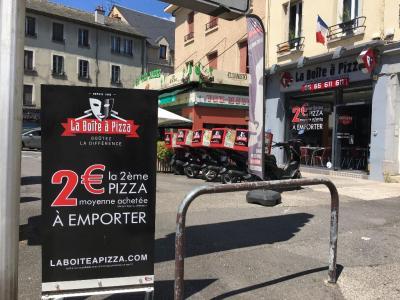 la Boite a Pizza - Restaurant - Rodez