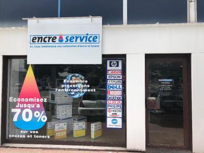 Encre Service - Vente de matériel et consommables informatiques - Creil