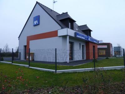 Axa - Société d'assurance - Fougères