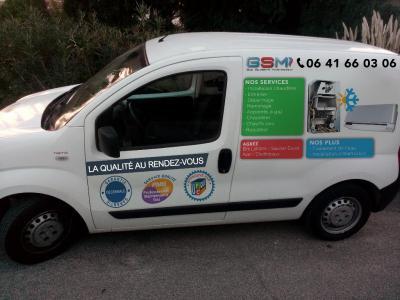 G.S.M Gaz Silvestri Maintenance - Dépannage de chauffage - Marseille