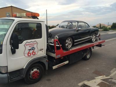 Remorquauto-Service 66 - Dépannage, remorquage d'automobiles - Perpignan