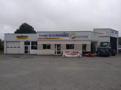 Garage de la Marinais - Mécanique agricole - Gastines