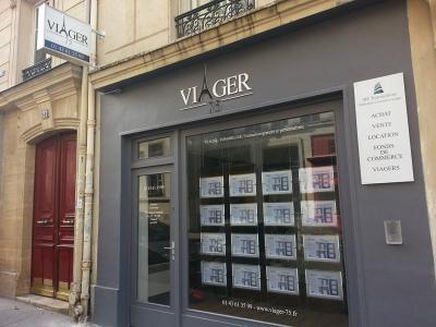 Viager 75 - Agence immobilière - Paris