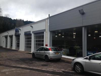 Ford Remiremont - Anotin Automobiles SAS - Garage automobile - Remiremont