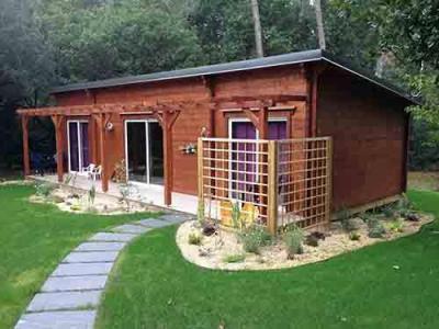 Maisons Caractère Bois - Constructeur de maisons en bois - Chamalières