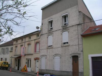 Sbo - Ravalement de façades - Metz