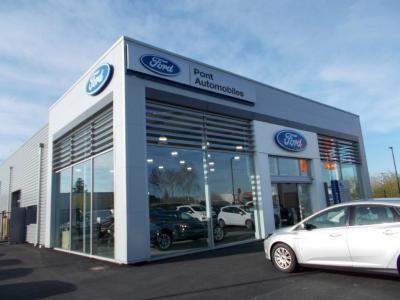 Ford Pont Automobiles - Concessionnaire automobile - Saint-Cyr-sur-Loire
