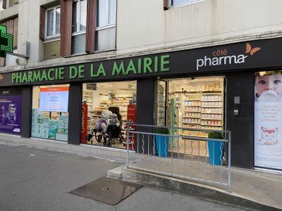 Pharmacie de la Mairie - Pharmacie - Villeneuve-la-Garenne