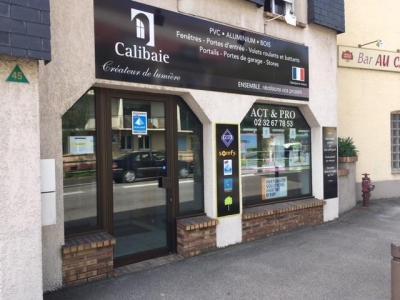 Calibaie - Portes de garage - Évreux