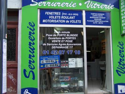 Ets Phienboupha SARL - Volets roulants - Montreuil