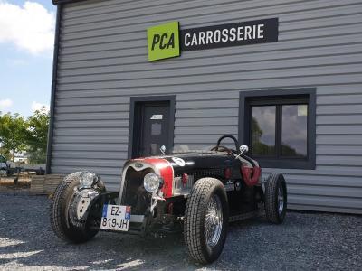 PCA Carrosserie - Carrosserie et peinture automobile - Saint-Sulpice-la-Pointe