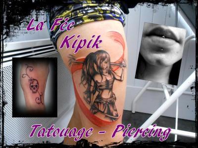 La Fée Kipik - Tatouages - Montauban