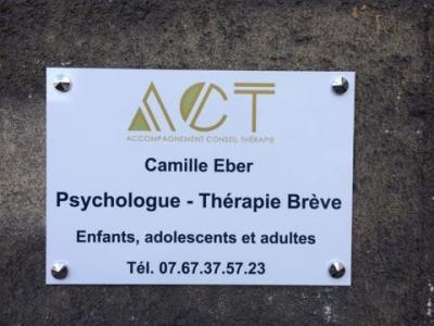 A.c.t. - Psychologue - Rouen