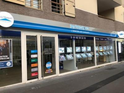 Guy Hoquet - Agence immobilière - Vitry-sur-Seine