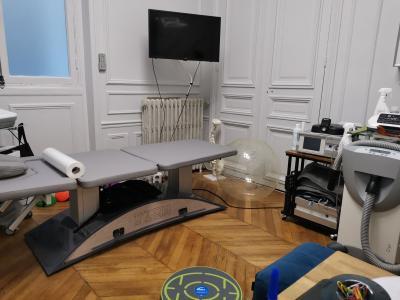 Cohen Mickael - Masseur kinésithérapeute - Paris