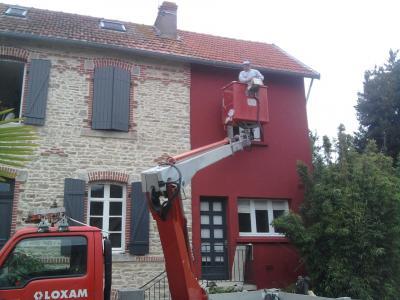 Color Service - Ravalement de façades - Vannes