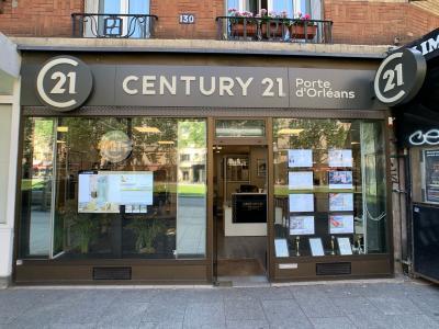 Century 21 Porte d'Orleans - Agence immobilière - Paris