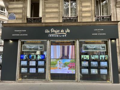 Un Projet De Vie Immobilier - Agence immobilière - Paris