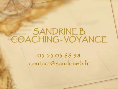 Sandrine B - Coaching de vie - Limoges