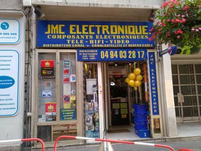 JMC Electronique - Dépannage électronique - Toulon