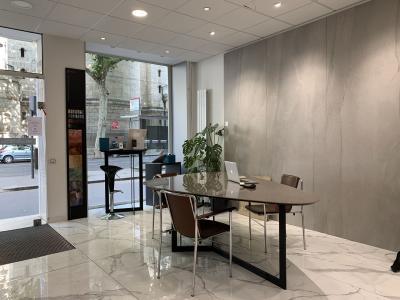 Show-Room Fiandre Lyon - Fabrication de carrelages et dallages - Lyon