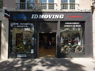 IDmoving - Vente et réparation de vélos et cycles - Lyon