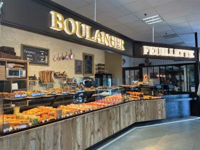 Boulangerie Feuillette Beauvais - Point de Vente Leroy Merlin - Boulangerie pâtisserie - Beauvais