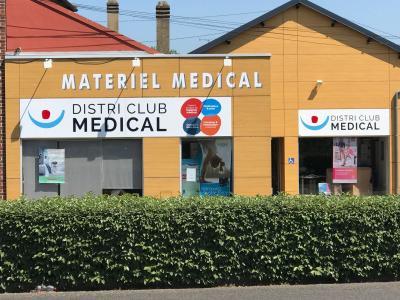 Distri Club Médical - Orthopédie générale - Beauvais