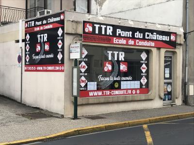 Ecole de conduite TTR Pont du château - Auto-école - Pont-du-Château
