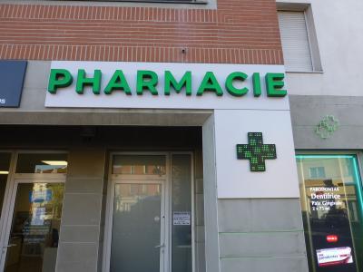 Pharmacie des Cézeaux - Pharmacie - Clermont-Ferrand