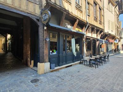 Five Pizza Original - Restaurant - Troyes