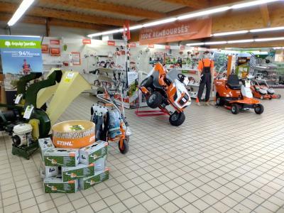 équip'jardin - Motoculture de plaisance - Poitiers