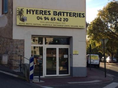 Hyères Batteries - Pièces et accessoires automobiles - Hyères