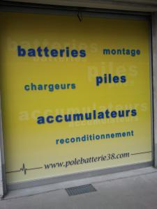 Pôle Batterie 38 - Fabrication de matériel électrique et électronique - Grenoble