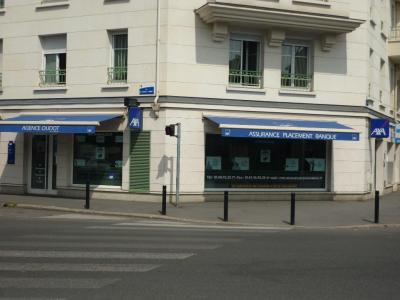 Axa - Banque - Maisons-Alfort