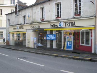 Tryba - Volets et persiennes - Châteaubriant