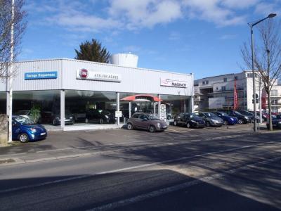 Garage Ragueneau - Mandataire automobile - Saint-Cyr-sur-Loire