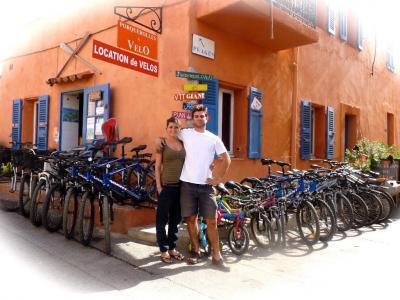 Porquerolles A Vélo - Location de vélos - Hyères