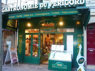Valette Foie Gras - Grossiste alimentaire : vente - distribution - Paris