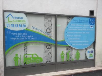 Assiad Ladomifa - Services à domicile pour personnes dépendantes - Montreuil