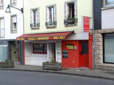 Pili Pili - Restaurant - Plouay