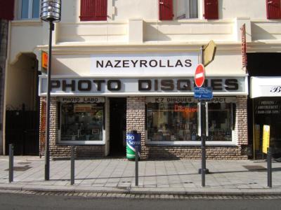 Photo Disque Nazeyrollas - Disquaire - Biarritz