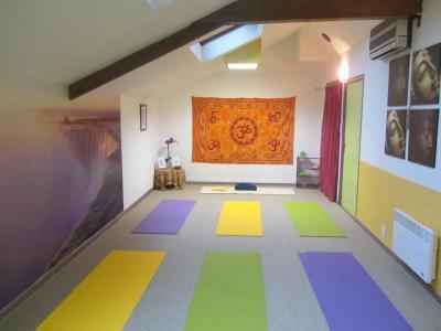 Corbin Philippe - Cours de yoga - Vannes
