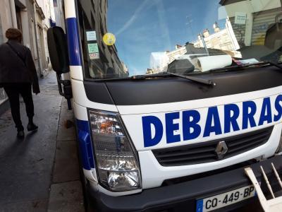 Bigues Bennes - Déblaiement et débarras - Paris