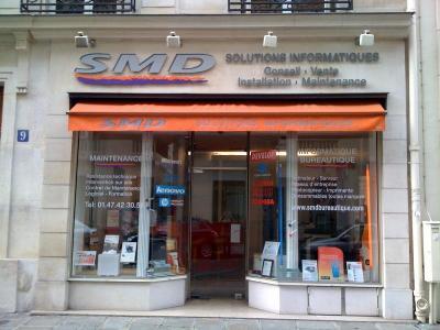 SMD Bureautique - Dépannage informatique - Paris