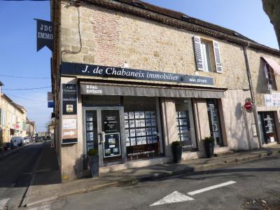 J de Chabaneix Immobilier - Agence immobilière - Lalinde