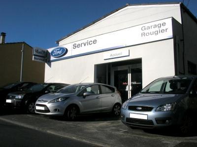 Garage Rougier - Concessionnaire automobile - Soyaux